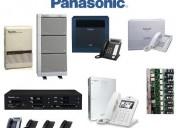 Servicio tecnico centrales telefonicas panasonic y otros guayaqui
