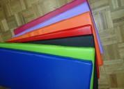 Cuerina - colchoneta colores