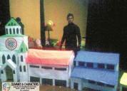 Escenografías quito, decoración de escenarios