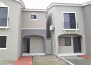 Alquilo  casa en urb la romareda, guayaquil