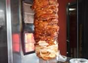 Se vende restaurante y shawarama