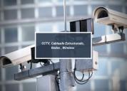 Cctv, cableado estructurado, redes, wireless 2020