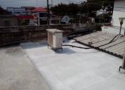 Impermeabilizacion terraza o losa