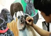 Cursos vacacionales/ dibujo y pintura en guayaquil