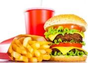 Venta de comida rapida