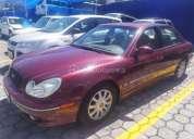 Hyundai sonata 2002 108000 kms