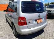 Volkswagen touran 2008 140000 kms