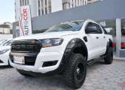 Ford ranger dc 2016 93000 kms