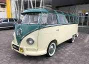 Volkswagen kombi 1965 en ambato