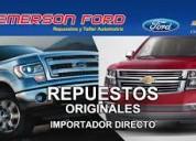 Emerson ford venta de repuestos automotrices ford