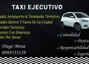 Taxi ejecutivo quito