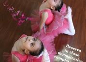 Baby ballet danza