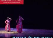 Clases de danza Árabe