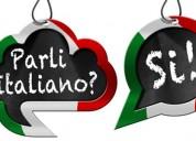 Busco personal que hable y escriba italiano