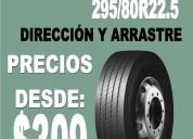 Llantas para vehículos pesados 295/80r22.5