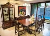 alquilo casa via samborondon incluye muebles