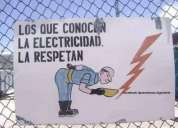 Tecnico electrico santo domingo, contactarse.