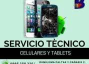 Asistencia tecnica y reparacion de celulares