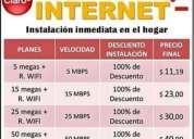 Internet ilimitado para domicilio