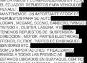 Repuestos renault duster guayaquil whatsapp guayaquil
