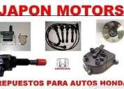 Honda repuestos automotrices