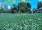 Se vende terreno en carchi montufar canchaguano.