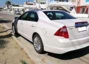 Vendo excelente ford fusion 2010 guayaquil