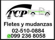 Ahora Fletes Para Quito Y Fuera De La Provincia