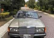 Mercedes benz 1979 284000 kms