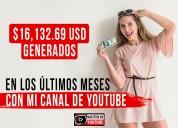Como ganar dinero en youtube!