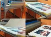 Sublimacion y serigrafia