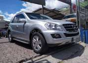 Mercedes benz ml 350 special edition 2009 57000 kms