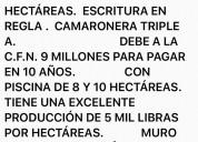 Vendo camaronera de 400 hectares cel 0989282414