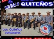 Banda de pueblo los quiteÑos 0999937811