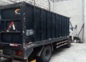 Camion jmc jx1043dl2 tm 2.7 2p 4x2 aÑo 2013