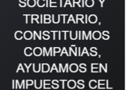 abogado societario tributario
