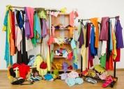 Compro ropa usada y enseres a domicilio