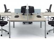 Fabricamos muebles para empresas a nivel nacional