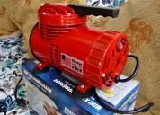 Vendo mini compresor de aire profesional (nuevo)