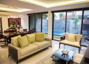 En venta hermosa casa urb. bali
