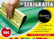 Curso de serigrafÍa textil ambato