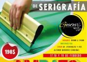 Curso de serigrafia textil ambato
