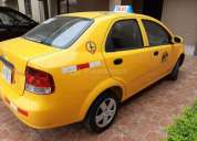 Chevrolet chevytaxi 2019 19000 kms