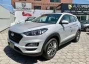 Hyundai tucson ta 2019 en quito