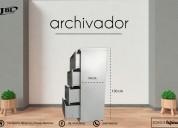 Mueble de oficina archivador metalico