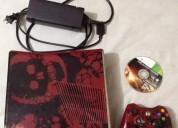 Venta de xbox 360 slim gears edition