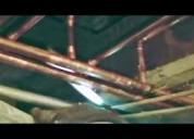 Plomero express para agua gas en cobre 097 9039501