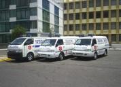 Ambulancia servicio las 24 horas