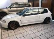 Honda civic 1995 en quito