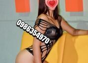 Chicas prepagos. 0986354970 rubias y morenas